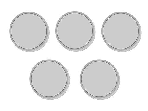 Magnet 35mm Diameter - Pack 3