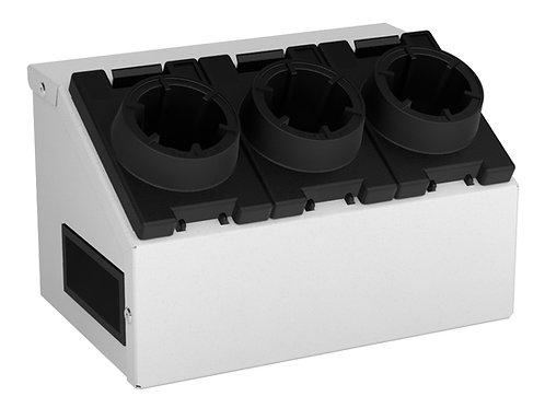 CNC Tool Block HSK A63 233 x 158 x 139mm
