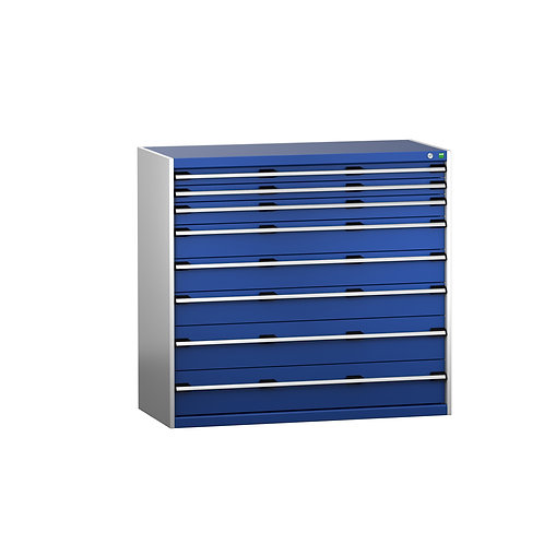 Cubio Drawer Cabinet 1300 x 650 x 1200mm