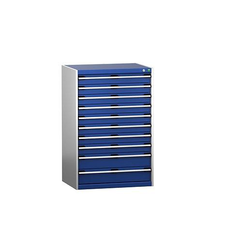 Cubio Drawer Cabinet 800 x 650 x 1200mm