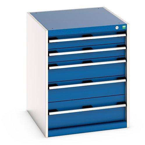 Cubio Drawer Cabinet 650 x 750 x 800mm