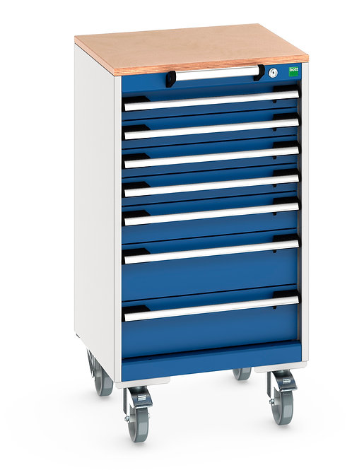 Cubio Mobile Cabinet 525 x 525 x 990mm