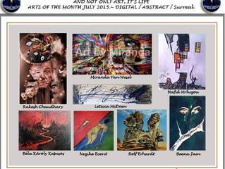 International Painting selection in Croatia