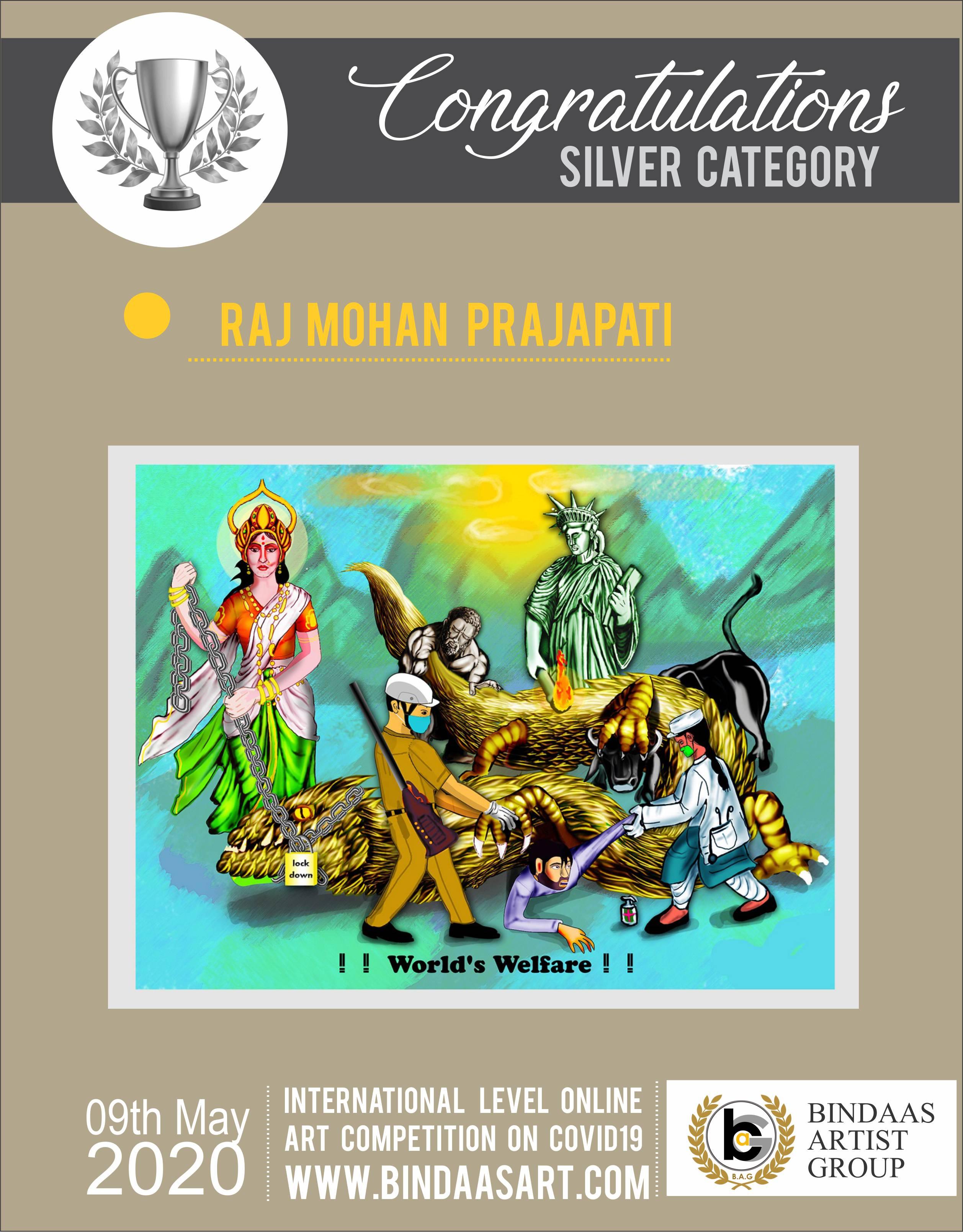 Raj Mohan Prajapati