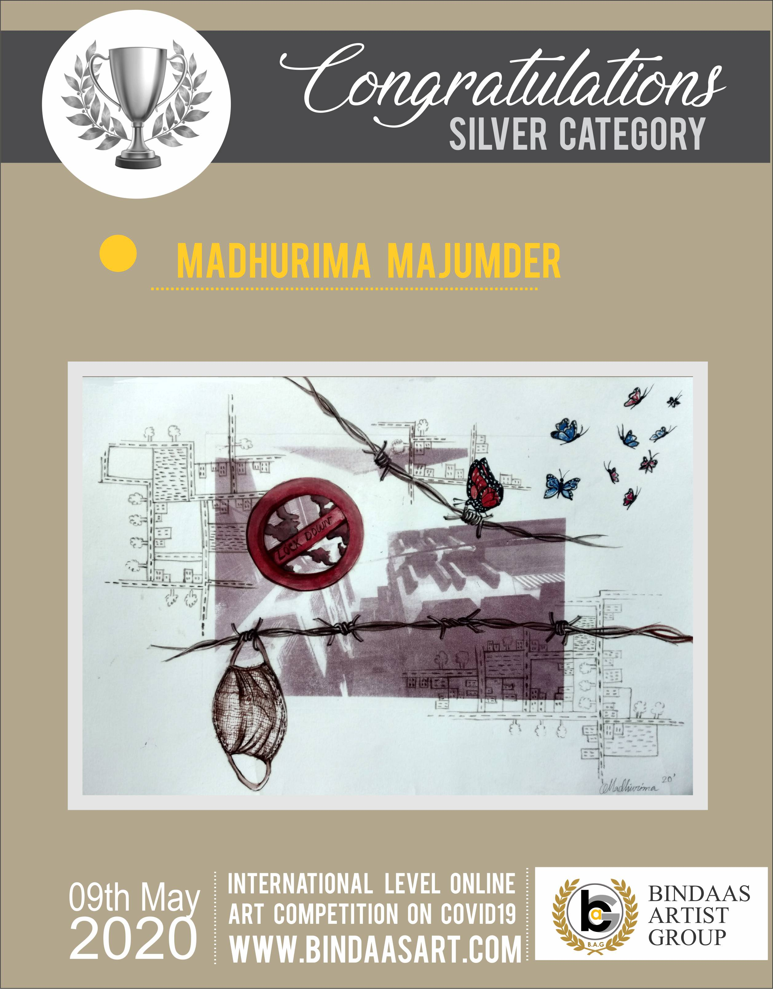 Madhurima Majumder