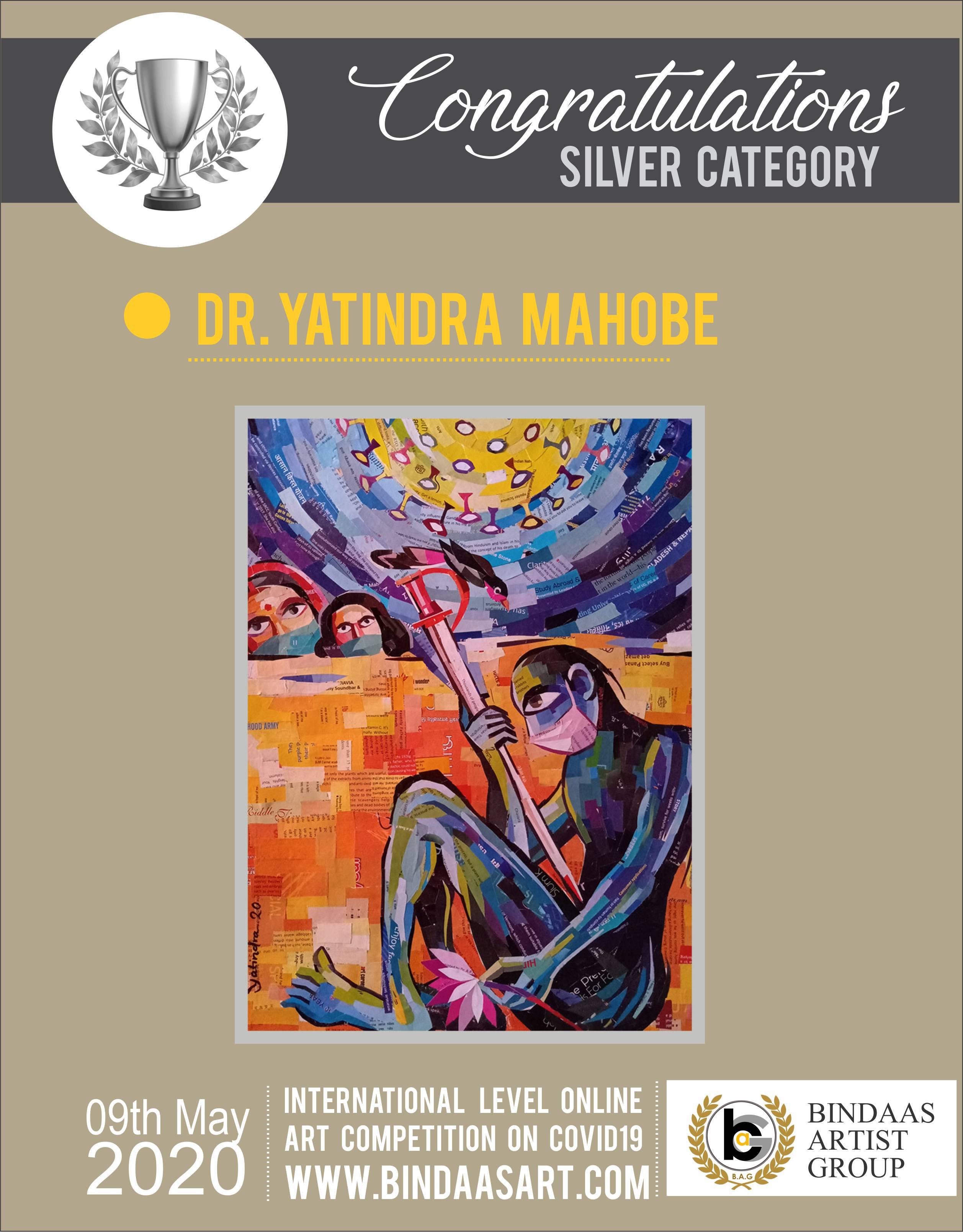 Dr YATINDRA MAHOBE