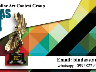 Bindaas Artist Group participation rule & ragulations details