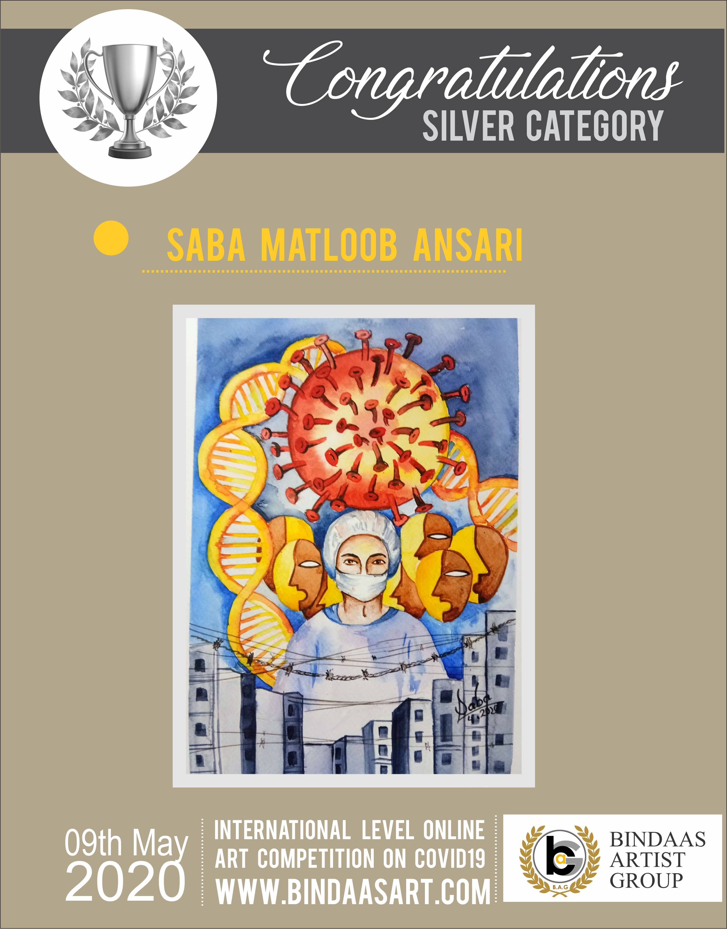 Saba Matloob Ansari