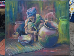 ANDREW MlSSI  Painting (2)