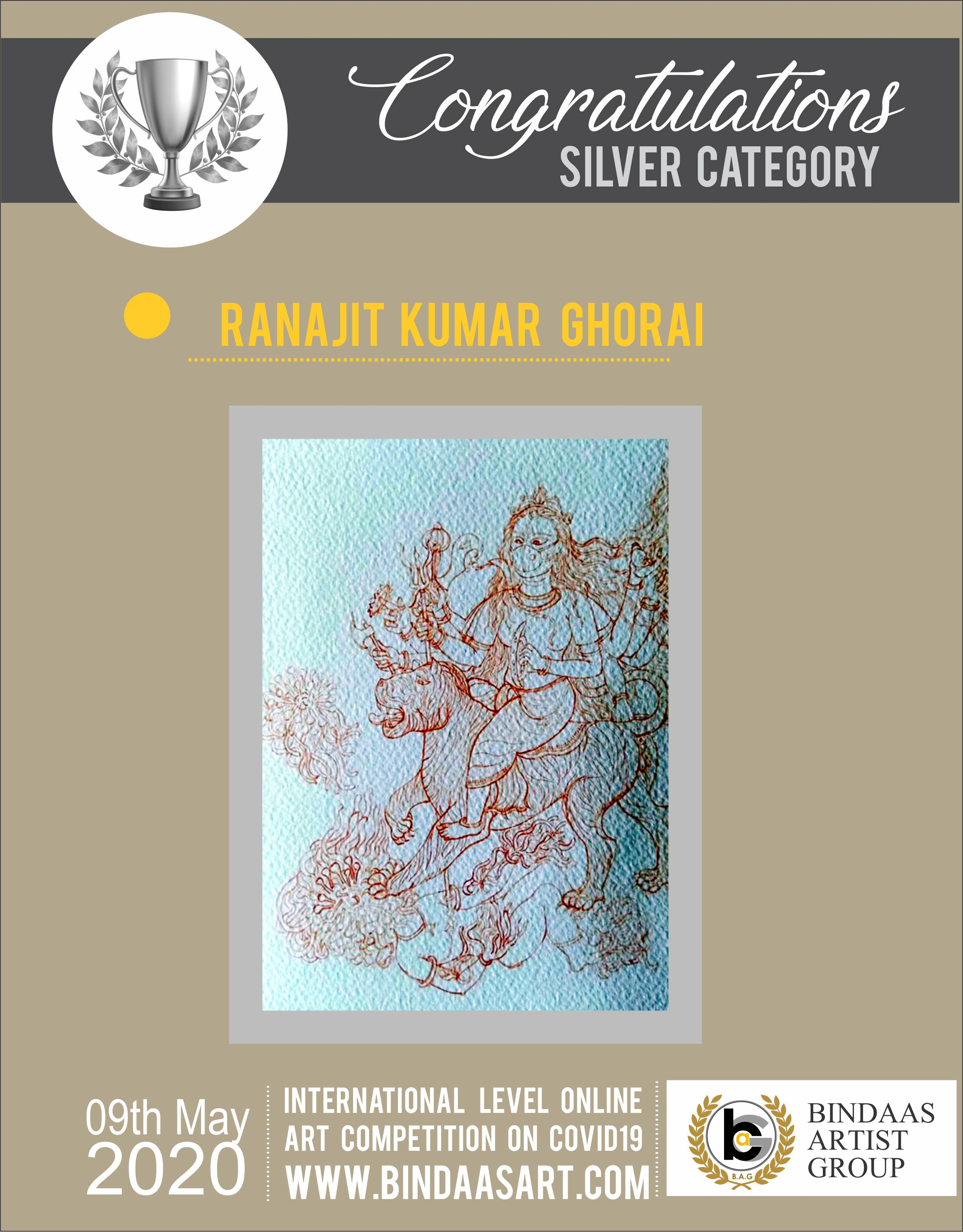Ranajit Kumar Ghorai