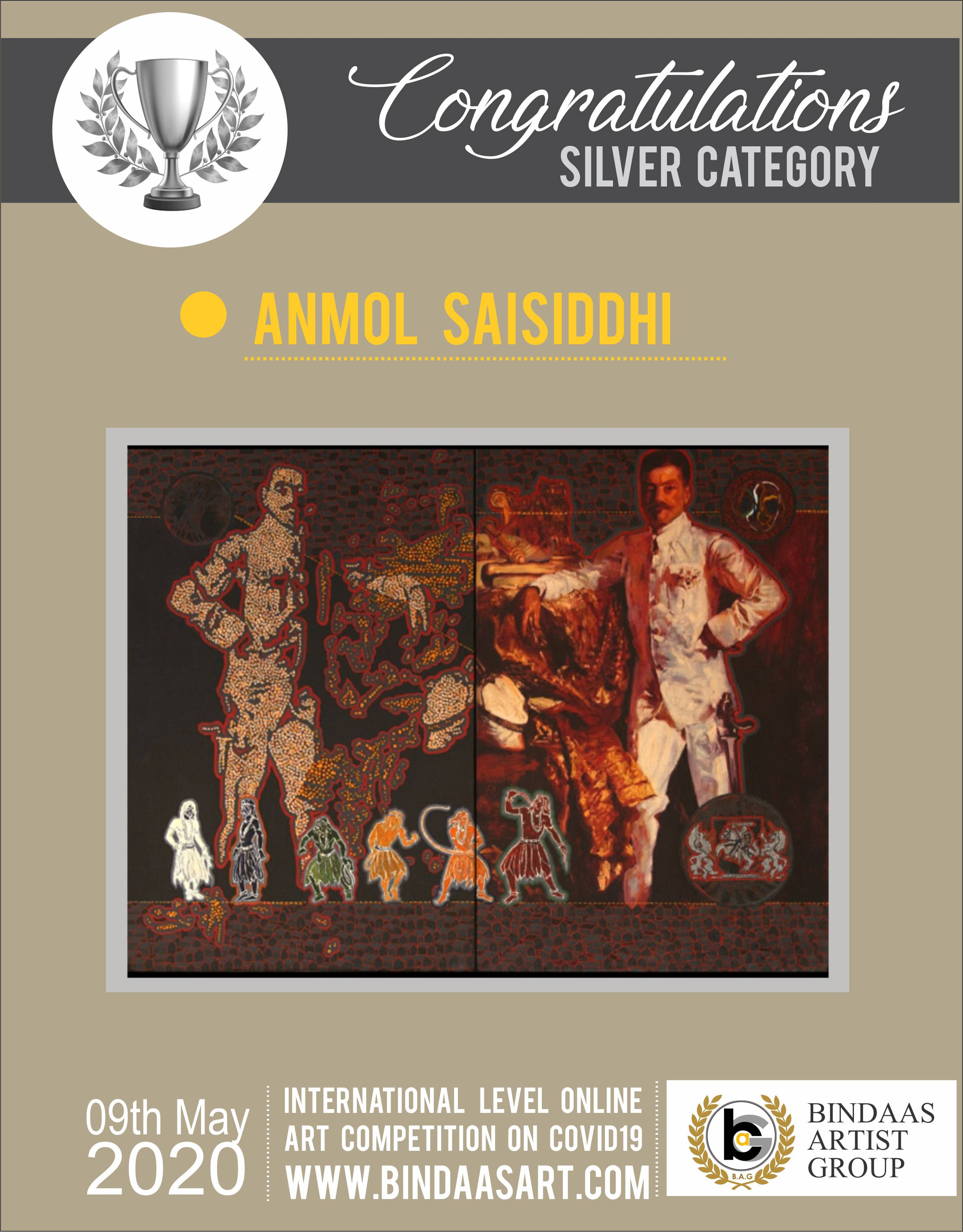 Anmol Saisiddhi