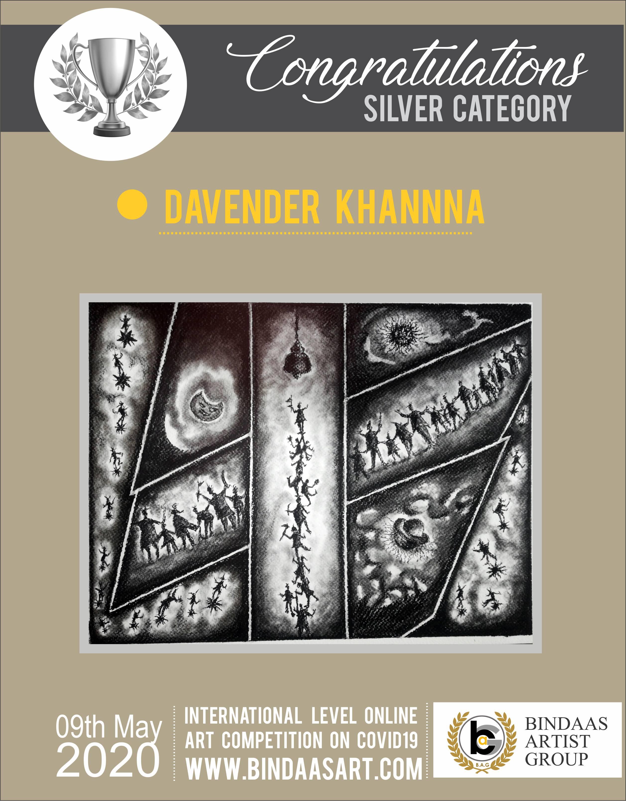 Davender Khannna