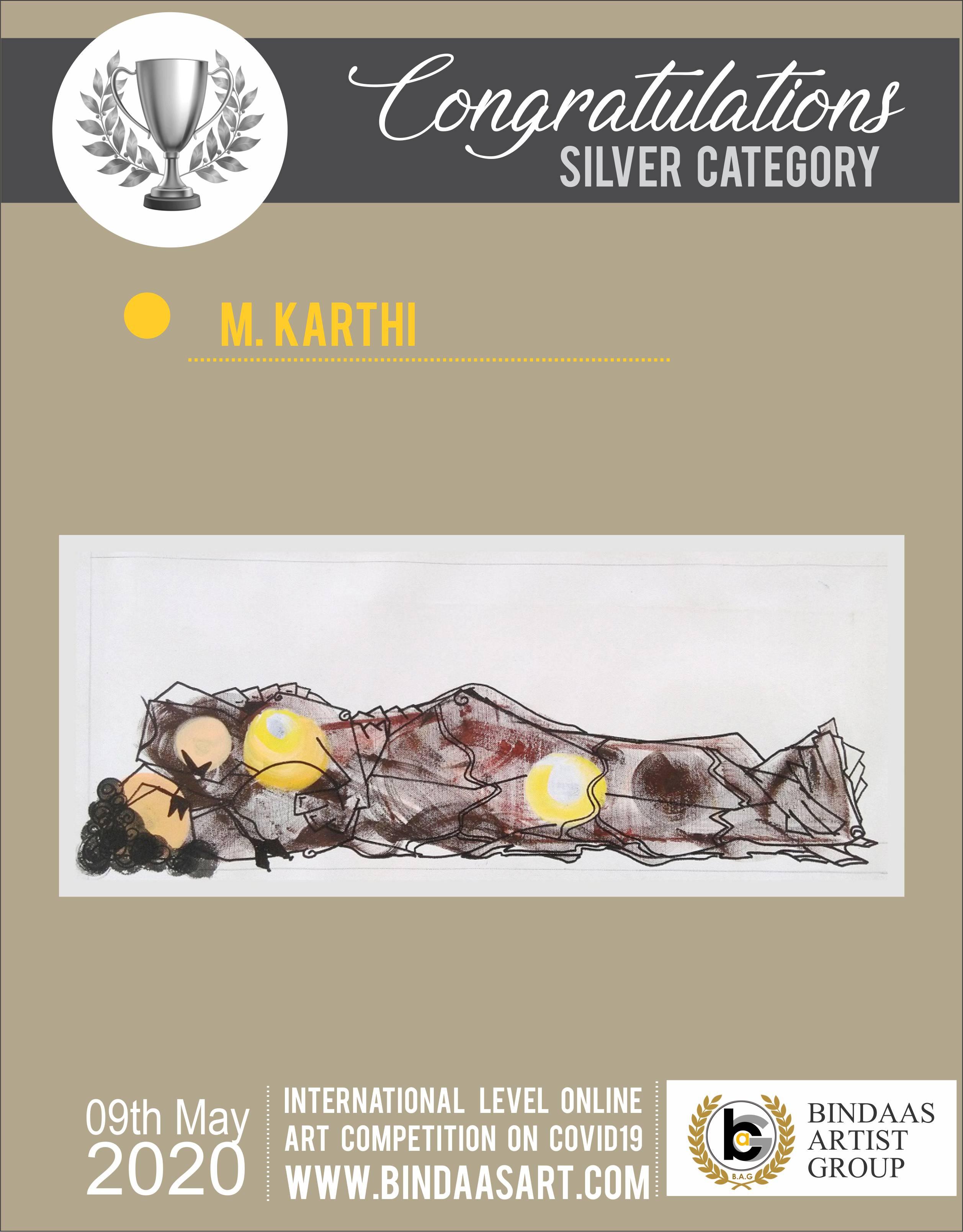 M.KARTHI