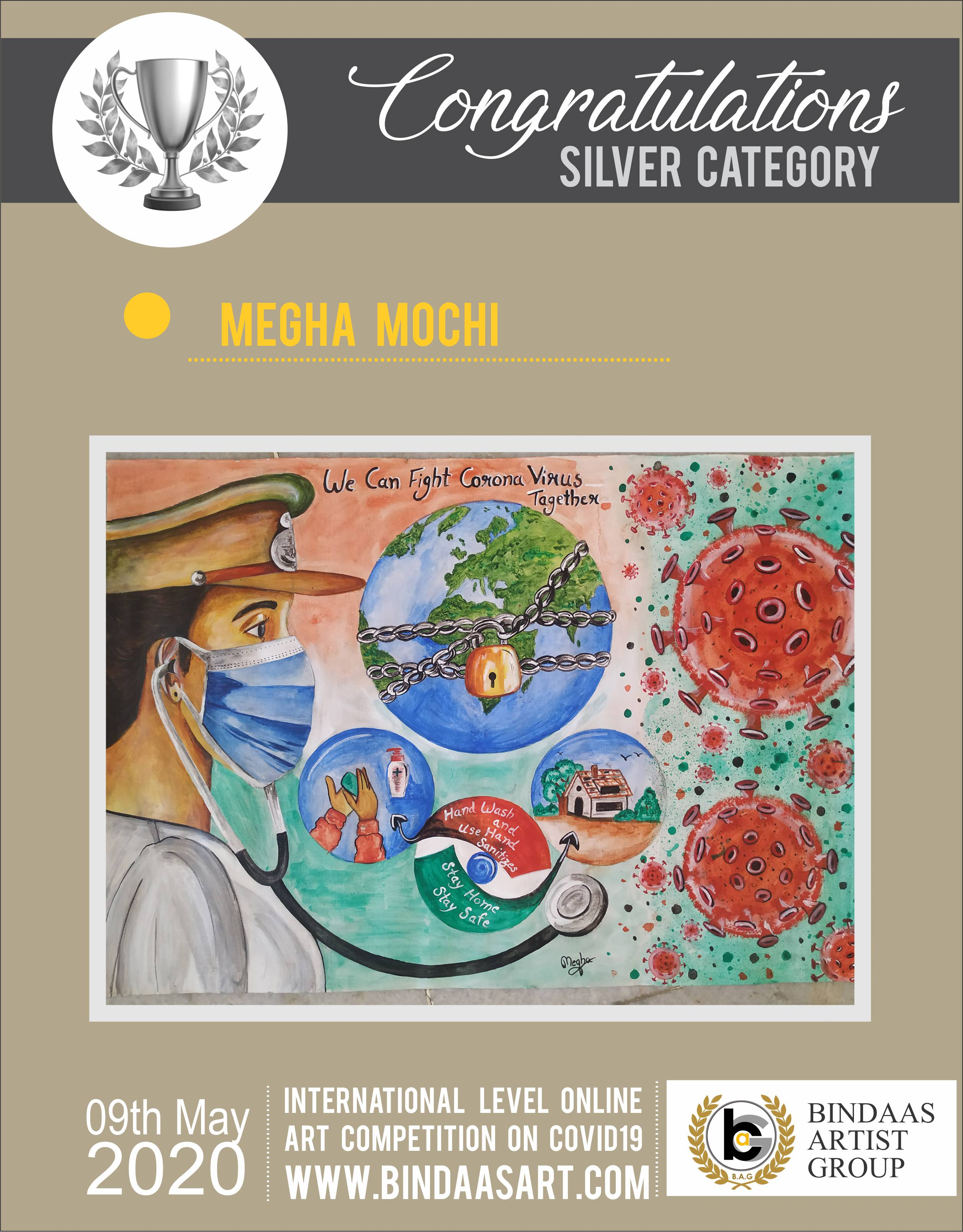 Megha mochi