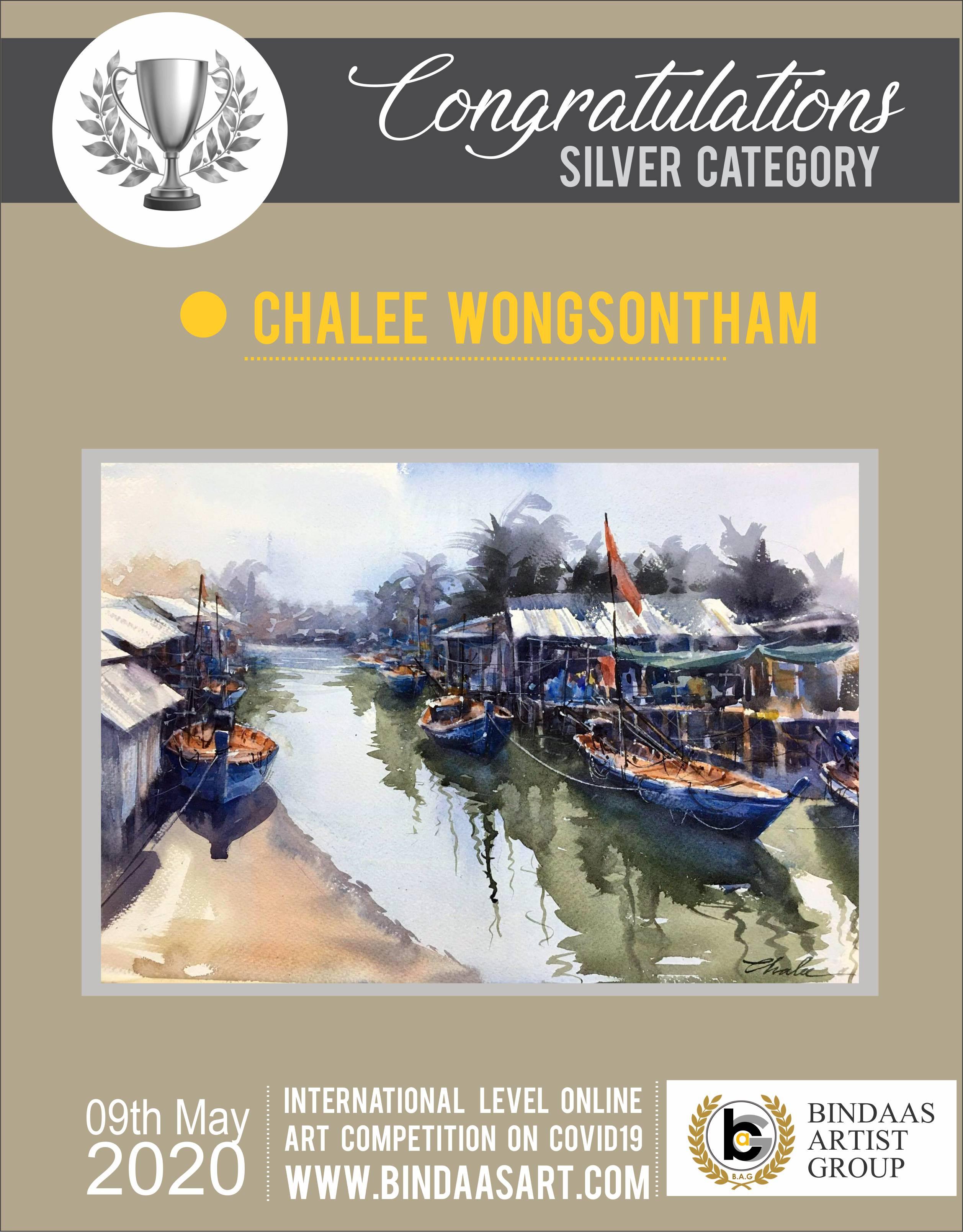 Chalee wongsontham