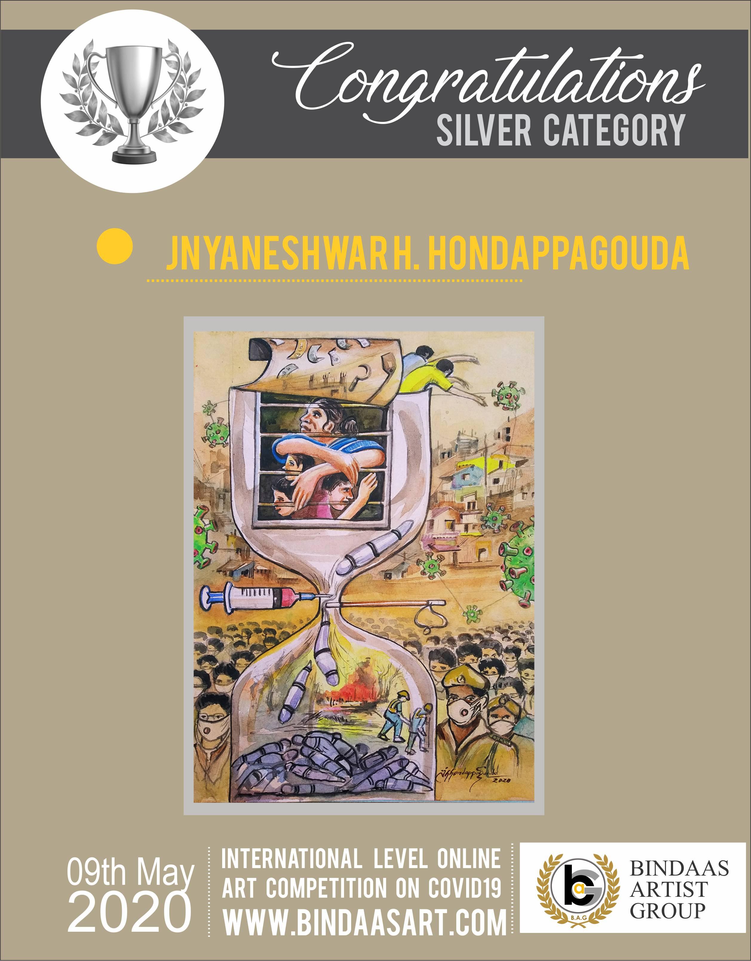 Jnyaneshwar H. Hondappagouda