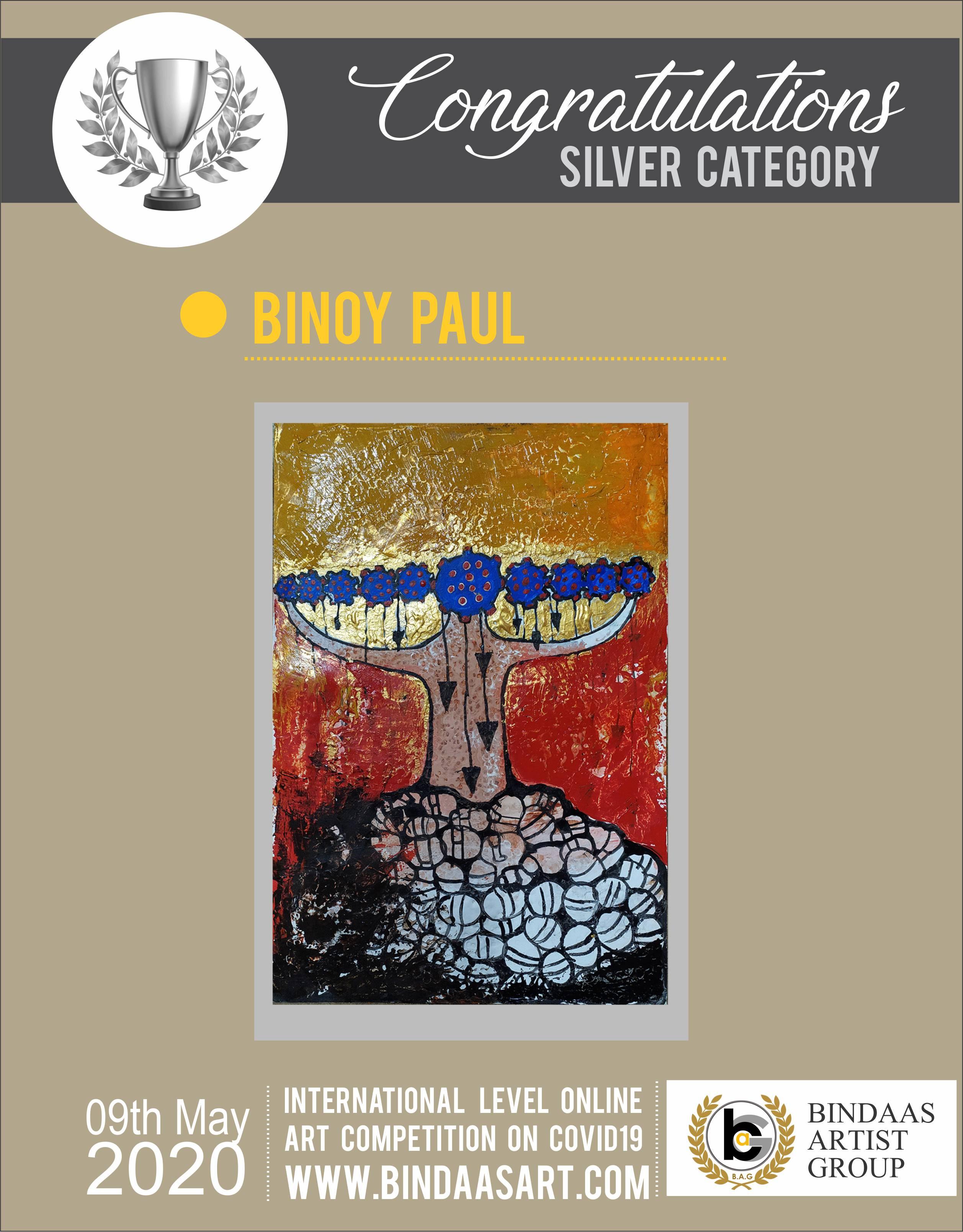Binoy Paul