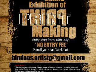 Print making Competition & Exhibition