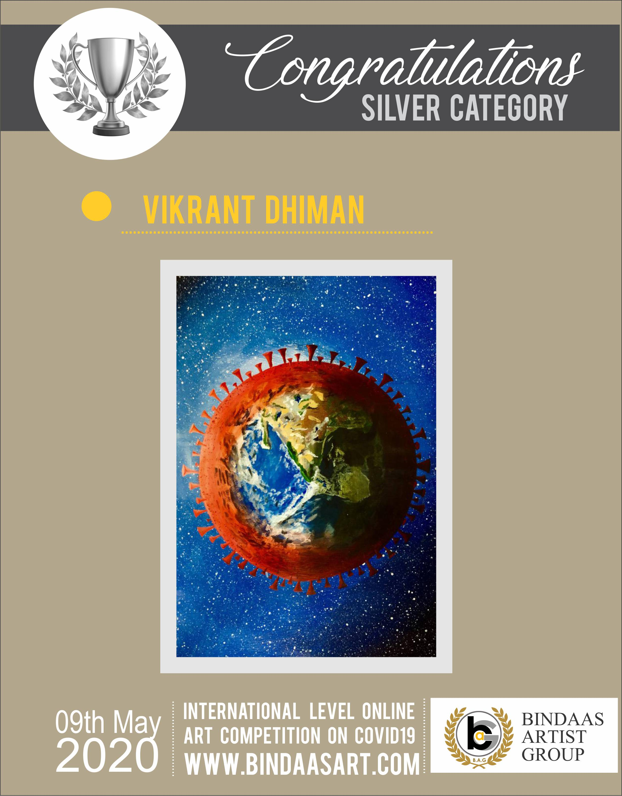 Vikrant Dhiman