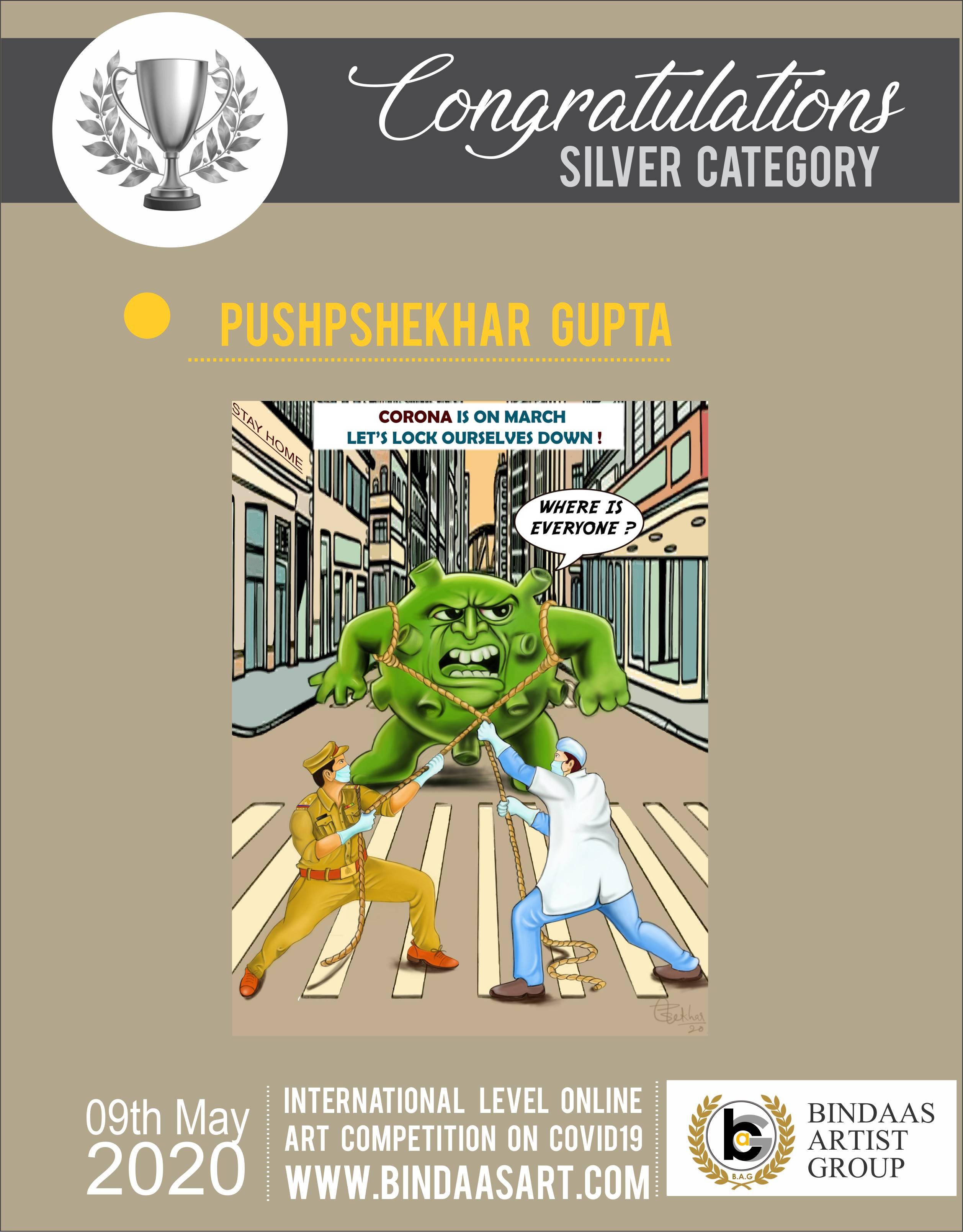 Pushpshekhar gupta