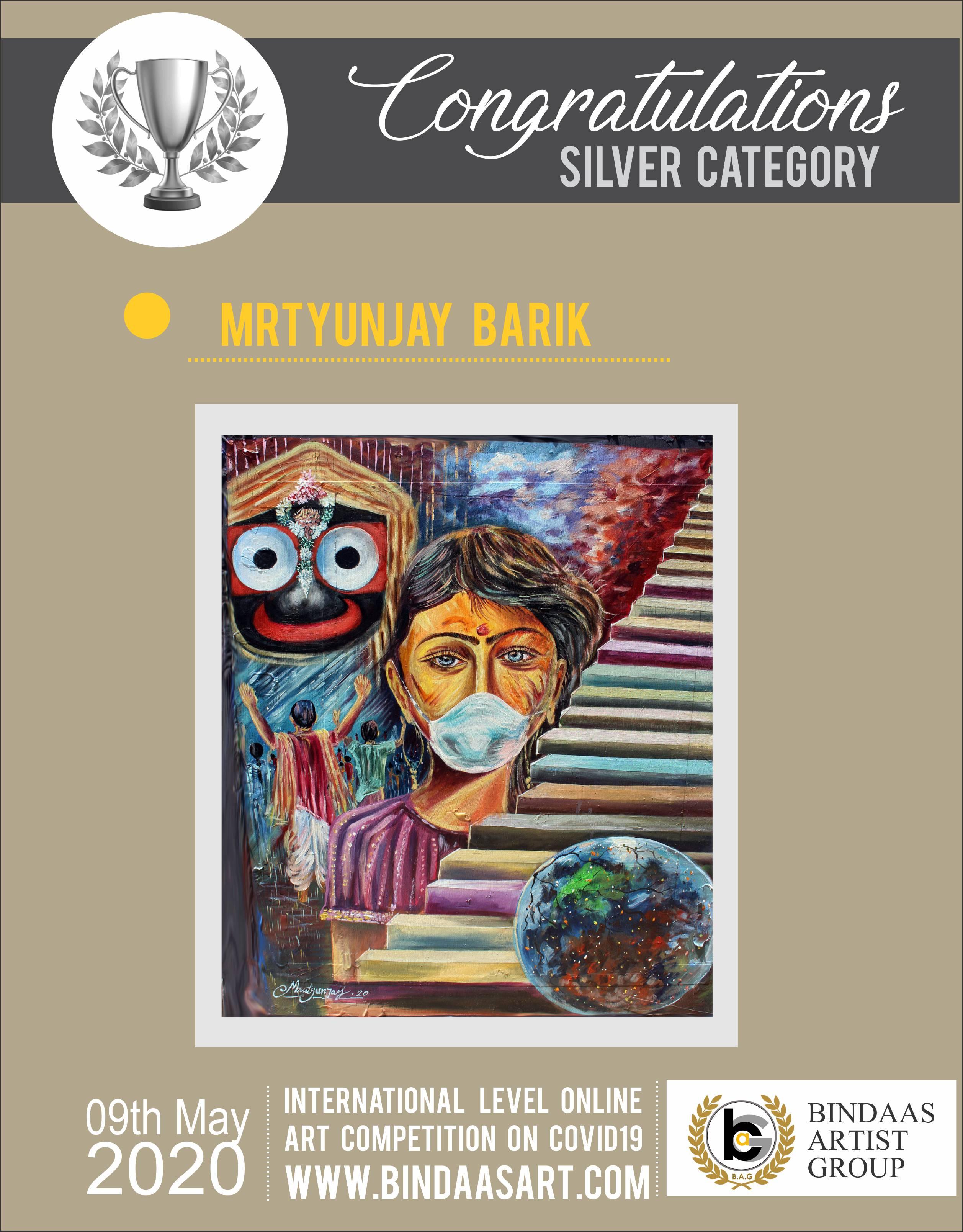 Mrtyunjay Barik