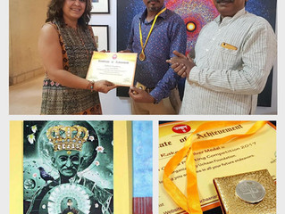 All India Art Competition Award 2018