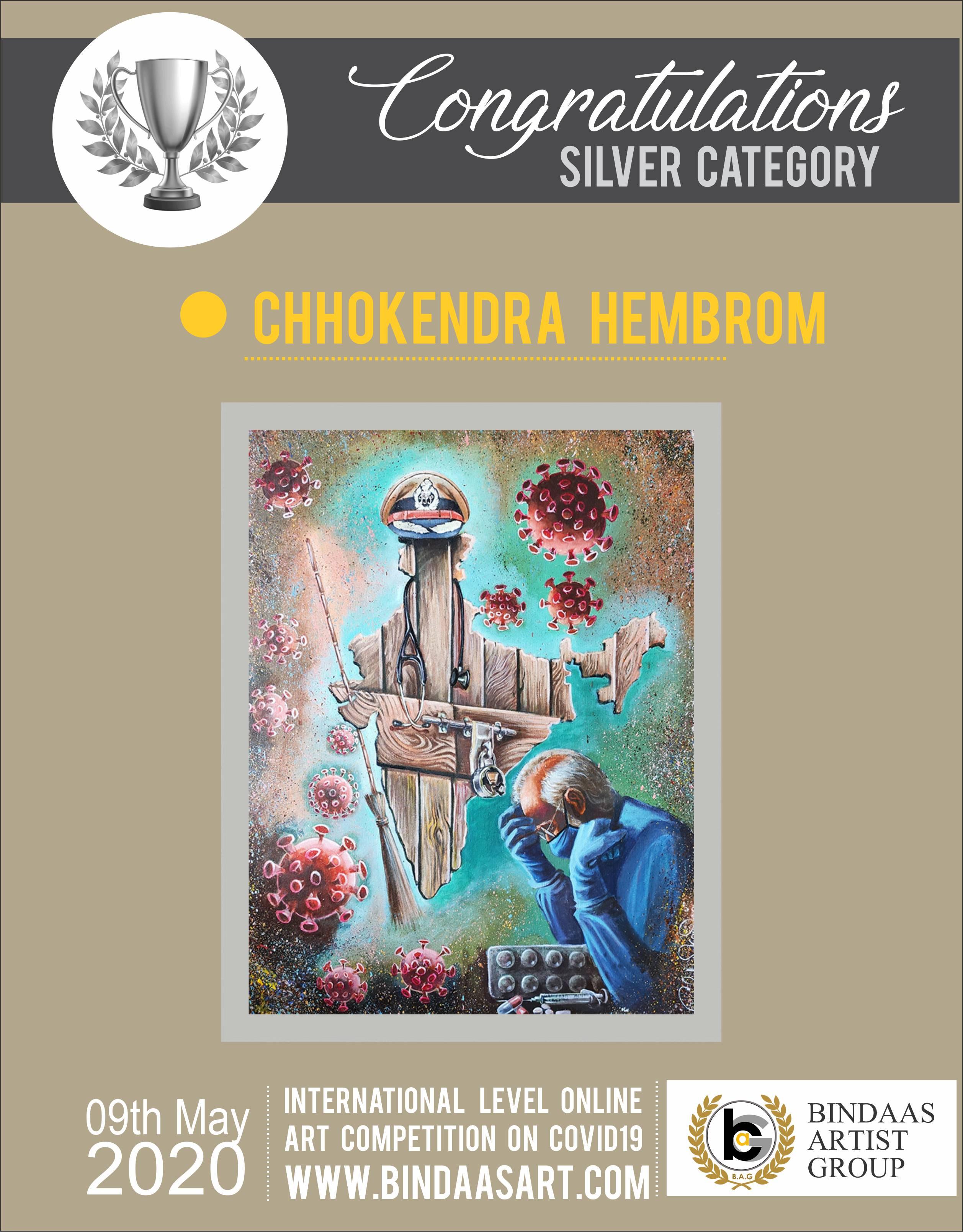 Chhokendra Hembrom