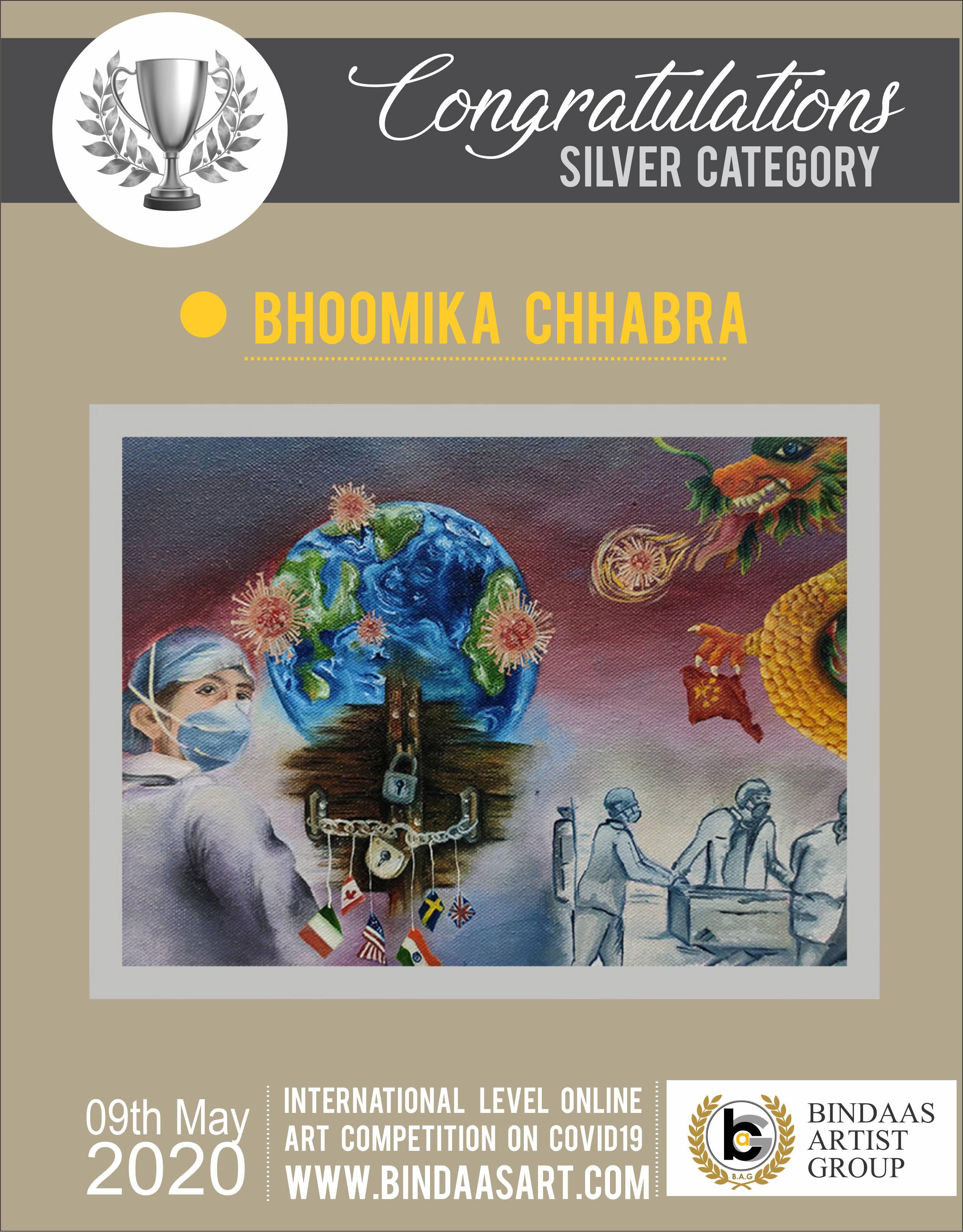 Bhoomika Chhabra