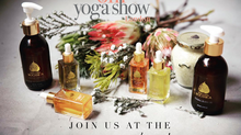 YOU'RE INVITED: JOIN US AT THE OM YOGA SHOW THIS OCTOBER!