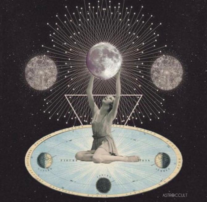 Full Moon: The Divine Feminine