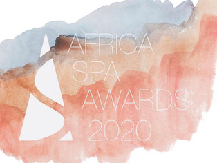 Finalist! Africa Spa Awards