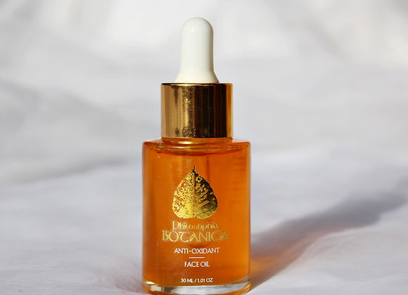 S.A. ANTIOXIDANT FACE OIL