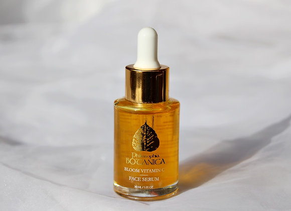 S.A. BLOOM VITAMIN C FACE SERUM