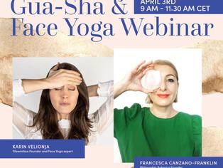 FACE YOGA + FACE GUA SHA WEBINAR