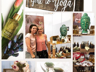 Our London Launch at OM YOGA SHOW!