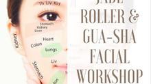 Jade Roller + Gua Sha Self-Care Workshop