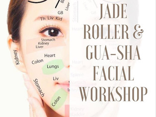 Jade Roller + Gua Sha Self-Care Workshop