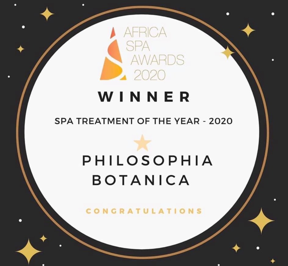 SPA TREATMENT OF THE YEAR