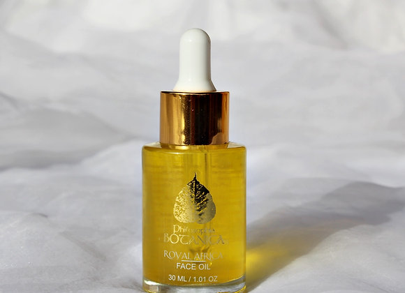 S.A. ROYAL AFRICA FACE OIL