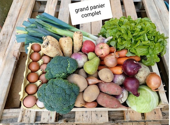 Grand Panier complet