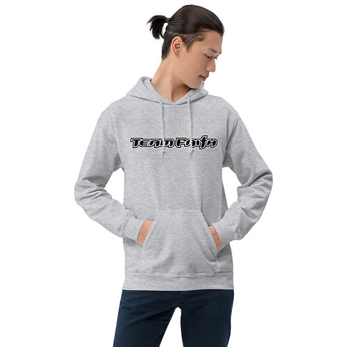 Corporate Logo Unisex Hoodie - Light Colored   2-sided