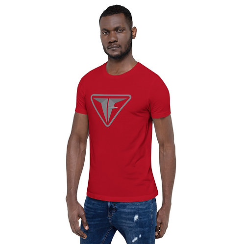 Superman Logo Short-Sleeve Unisex T-Shirt