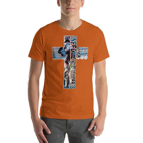 ALL I NEED - MX Logo Short-Sleeve Unisex T-Shirt