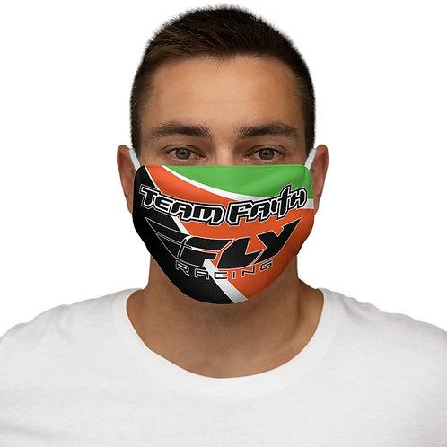 Team Faith Team Snug-Fit Polyester Face Mask