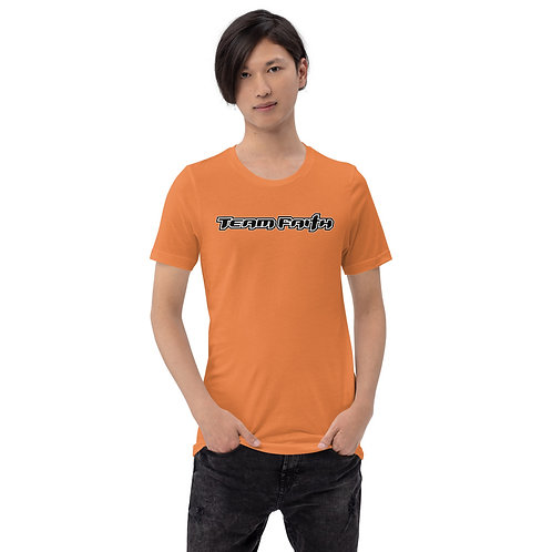 Corporate Logo Short-Sleeve Unisex T-Shirt