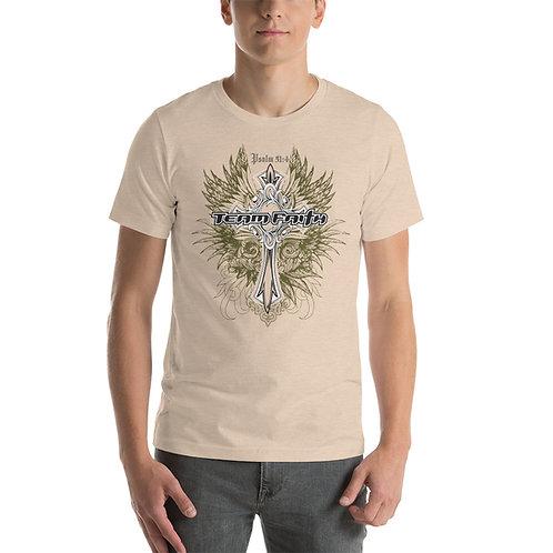 Feathers Short-Sleeve Unisex T-Shirt