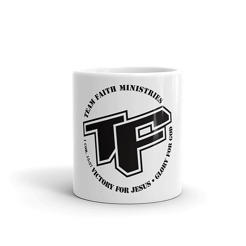 TF with Slogan Mug