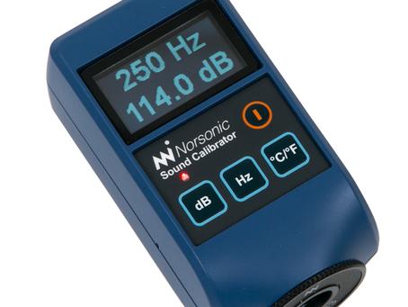 Calibrage 94 dB ou 114 dB