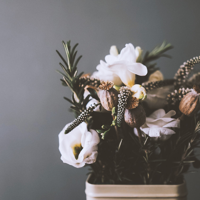 Wreath Workshop : The Wild Bloom