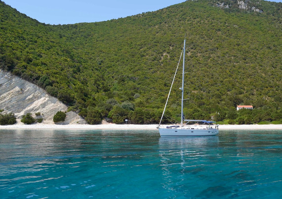 Our sailing Yatch Lito